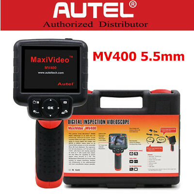 Autel MaxiVideo MV400 5.5mm Digital Videoscope Inspection Borescope Camera