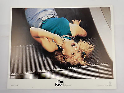 THE KISS by Pen Densham Lobby Card Full Set 1988 TriStar Pictures