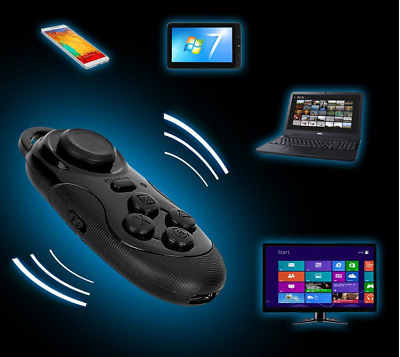 Wireless Bluetooth Gamepad Remote Controller For TV BOX VR PC IOS Android Phone