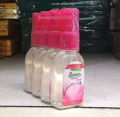 4 x 30 ML NEW SOFFELL MOSQUITO REPELLENT LIQUID SPRAY FLORAL FRAGRANCE FREE SHIP