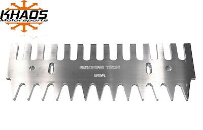 Router Aluminum Pins & Tails Through Dovetail Box Joint Jig Template 6061 USA