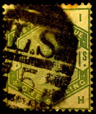 Great Britain Scott # 107 Used Stamp  Value At $250.00