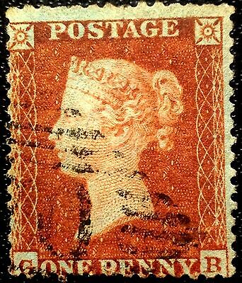 Great Britain Scott # 11 Used Stamp  Value At $75.00