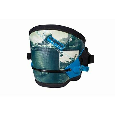 NEW Liquid Force Prime Kiteboarding Harness - Medium/Blue