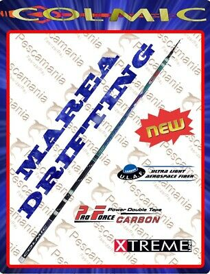 Canna colmic Marea XT Light Drifting 4-5 mt. 150 gr.