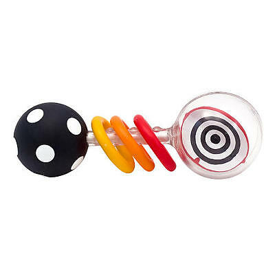Sassy® Spin and Shine Rattle