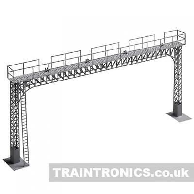 Traintronics 181 NEW STEAM ERA 4 TRACK GANTRY KIT    (SIGNAL HEADS NOT INCLUDED