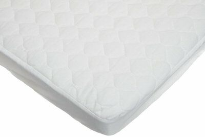 American Baby Company Quilted Fitted Waterproof Fitted Cradle Mattress (2760)