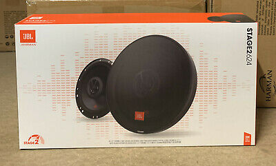 JBL 135W 2-WAY 6.5 INCH 16.5cm CAR/VAN DOOR/SHELF COAXIAL SPEAKERS NEW PAIR