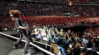 Foo Fighters Dave Grohl 8X11 Live Stage Photo Poster Art Picture Decor Print 011