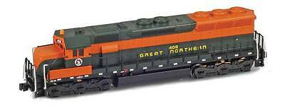 AZL  Z Scale Great Northern SD45 Locomotive Road Number 408