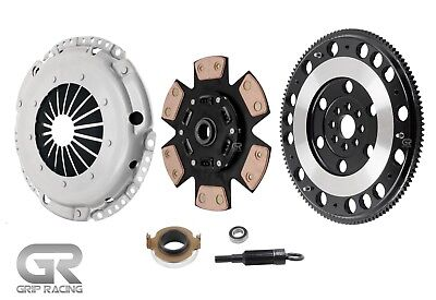 GRIP STAGE 3 CLUTCH & 11LBS FLYWHEEL KIT 02-08 CIVIC SI 2.0L RSX Type-S K20