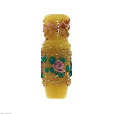 Perfume Scent Glass Bottle Chatelaine Murano, Venezia 20th century  (1025)