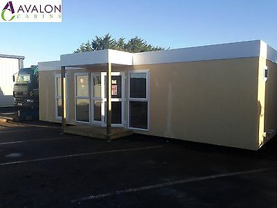 32ft x 24ft Modular building, Portable building, Office, Cabin, Showroom.
