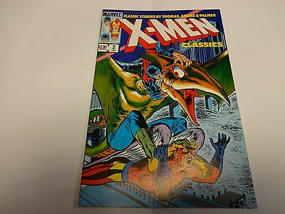 1984 Marvel X-Men Classic No. 2 Jan. Stores By Thomas, Adams