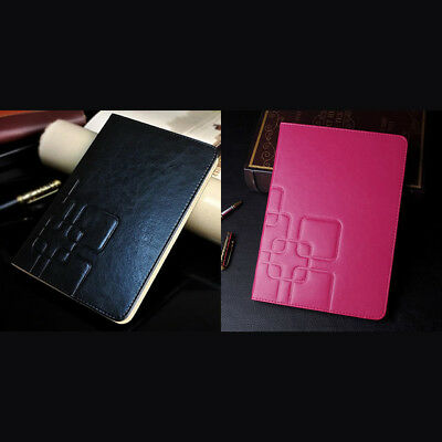 Flip Leather Luxury Wallet Case Cover Stand for Samsung Galaxy Tab A T550 T555