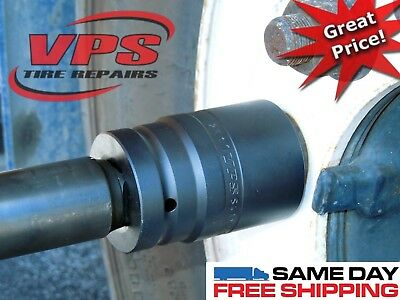 "BEST QUALITY ON MARKET 3/4"" Drive Deep 6 Point Impact Socket 33mm - FORGED STEEL"