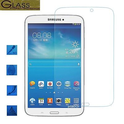 9H HD Tempered Glass Protector Guard For Samsung Galaxy Tab E 8.0 T377V Tablet