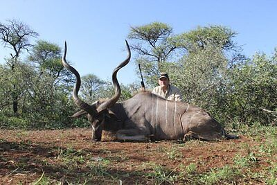 9  DAY AFRICAN HUNT - So. Africa for 1 Hunter & 1 Nonhunter 2016/17