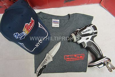 Makita Impact Driver 18 V , Strong , L@@k ,free Shirt, Knife, Hat, Fast Ship