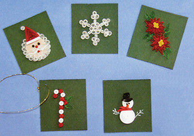 Lake City Craft Quilling Kit - Christmas Cards And Gift Tags