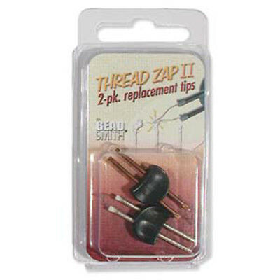 Replacement Tip - Thread Zap II  -  2 pack - thread burner from Beadsmith