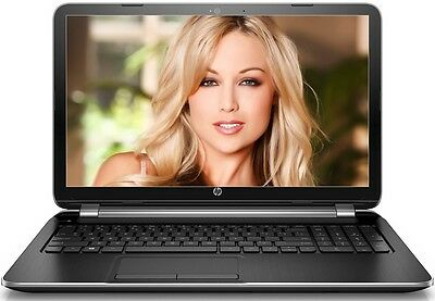 "HP 15.6"" LED Intel Pentium 2.66GHz 4GB 500GB DVD+RW WebCam WiFi Laptop PC Silver"