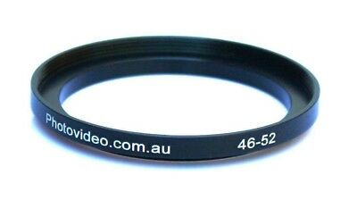 Step Up Ring 46-52mm  46mm 52mm - NEW