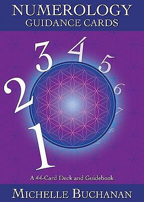 Numerology Guidance Cards by Michelle Buchananæ