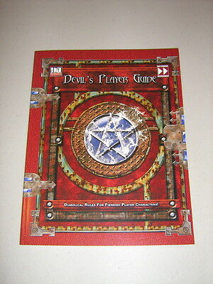 d20: Devil's Player Guide (New)