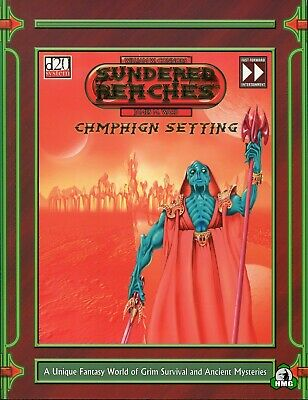 d20: Sundered Reaches (New)