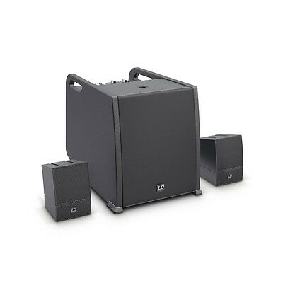 LD Systems CURV 500 AVS Compact Portable Array System 2400 Watt