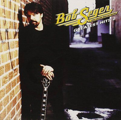 27 SOLD Bob Seger & the Silver Bullet Band - Greatest Hits 2 - CD NEW FREE SHIP