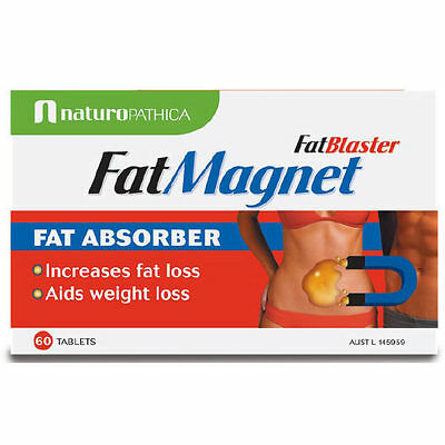 Fat Blaster Fat Magnet 60 Tablets - Fat Absorber