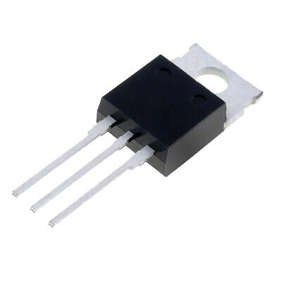 IRF540N  N-Channel HEXFET Power MOSFET, 100V - 44mΩ - 33A,  Pack of 1, 2 or 5