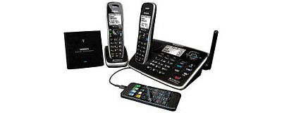 Xdect8155+1 - Dect Extended Long Range Cordless Phone System