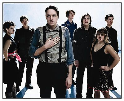 Arcade Fire Win Butler Band 8X11 Photo Poster Pop Art Picture Decor 009