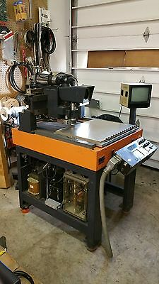 Wessel LBA805 CNC Drill/Route/ Programmer Now DISCOUNTED 62.25%