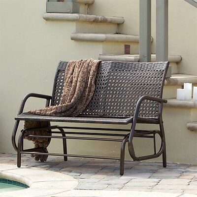 Best Selling Home Decor 214113 Maui Outdoor Swinging Bench