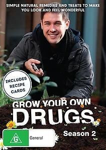 Grow Your Own Drugs : Season 2 (DVD, 2013)
