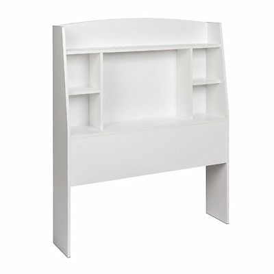 Prepac Furniture WHFT-0401-1 Astrid Twin Bookcase Headboard