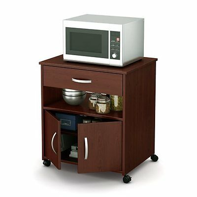 South Shore Furniture 10015 Fiesta Microwave Cart