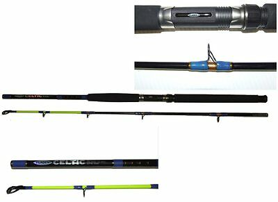 FLADEN 7ft CELTIC 30-40lb CLASS BOAT ROD GAME SEA WRECK LURE JIG PIRK FISHING