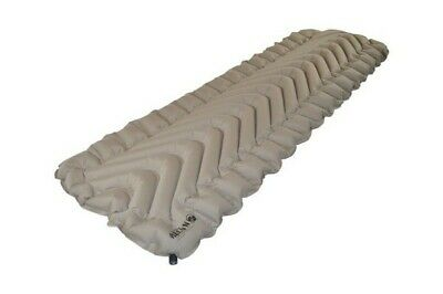 Klymit INSULATED Static V Recon Inflatable 4-Season Camping Sleeping Pad / Mat