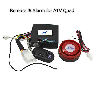 ATV Remote Ignition Kill Switch 12v for ATV Quad Buggy Go kart Thumpster Atomik