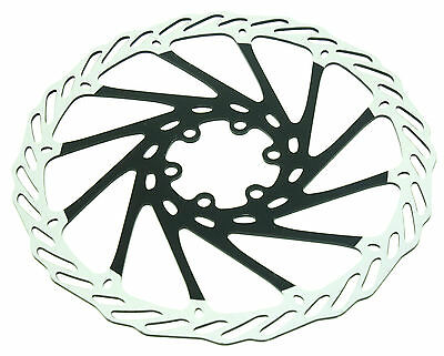 Clarks 180mm Disc Brake Rotor Floating style ED Black centre Cycle MTB