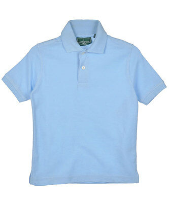 "Outer Banks Big Boys' ""Roanoke"" Pique Polo Shirt (Sizes 8 - 20)"