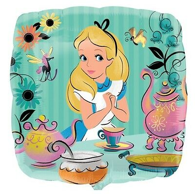 "Disney Alice In Wonderland Balloon For Birthday Parties- 18"" Foil Balloon!"