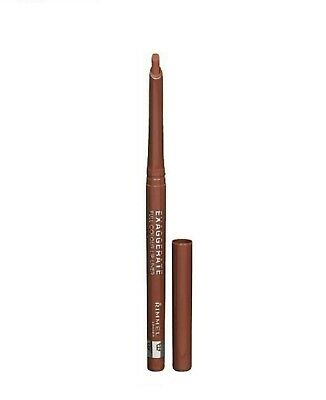 Rimmel Exaggerate Full Colour Lip Liner 020 Rich Full Size New