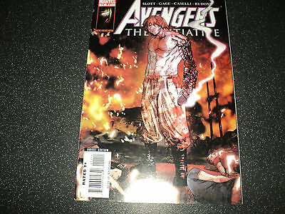 Avengers The Initiative Issue 11